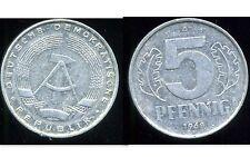 ALLEMAGNE  DDR  5 pfennig 1968 A   ( bis )