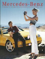 Auto Brochure - Mercedes-Benz - Accessories - Spring Summer 1997  (A1005)