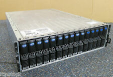 EMC Dell KAE Storage Array W4572 005048494 + 10x 146GB 2x Controllers 2x PSU