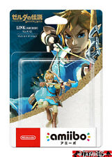 PRE-SALE Link Archer Amiibo Zelda Breath of the Wild Nintendo Switch Wii U Japan