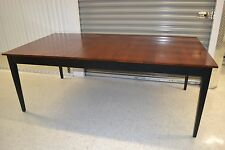 Ethan Allen American Impressions Rectangular Dining Table Cherry #24-6404 #620