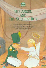 The Angel And The Soldier Boy DVD Childrens Fairytale Pirates Clannad Music 3+