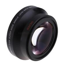 67mm High Definition 0.43×SuPer Wide Angle Lens + Macro Japan Optics for Canon
