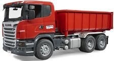 Bruder Toys Scania R-series Tipping Truck with Roll-Off-Container # 03522 NEW