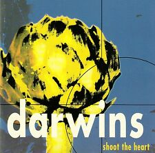 DARWINS : SHOOT THE HEART / CD (SPV RECORDINGS 1995) - NEUWERTIG