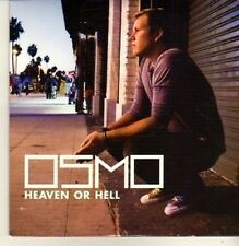 (CP37) Osmo, Heaven or Hell - 2011 DJ CD
