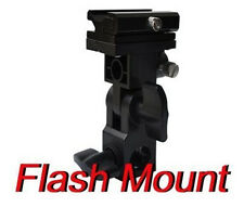 Hot shoe flash speedlite bracket mount For CANON NIKON PENTAX Flash gun
