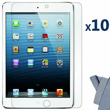 10 Ultra Clear SCREEN PROTECTOR Shield Guard Film for New iPad 2nd 3rd & 4th gen