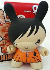 """DUNNY 3"""" SERIES 2 TADO GIRL 2/24 KIDROBOT 2005 COLLECTIBLE VINYL DESIGNER TOY"""