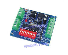 3CH Channel DMX512 Decoder 15A RGBW Controller LED Stage Dj lighting CMOS Output