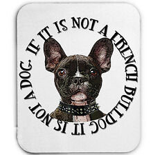 FRENCH BULLDOG - MOUSE MAT/PAD AMAZING DESIGN