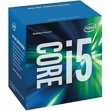 Intel Core i5-6500 6500 - 3.2GHz 6MB de caché skylake Core LGA1151 Quad Core al por menor
