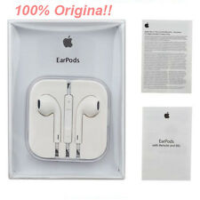 OEM Original Genuine Apple iPhone 6 6S Plus 5S 5 4S Remote&Mic EarPods Earphones