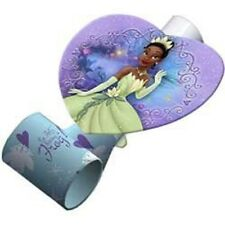 Disney Princess And The Frog Party Blowouts 8 Count #27210
