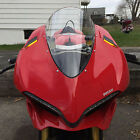Ducati 959 Panigale Mirror Block Off Front LED Turn Signals