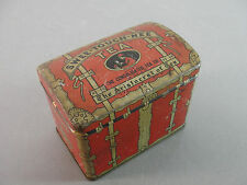 SWEE-TOUCH-NEE TREASURE CHEST TIN CAN CONSOLIDATED TEA COMPANY NEW YORK VINTAGE