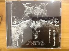 DODSFERD - Still Desecrating The Spirit Of Life CD - MINT Black Darkthrone