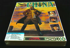 PC DOS: Heart of China - Sierra / Dynamix  *new in shrink*