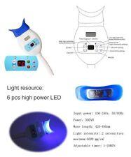 Blue RAY Dental Teeth Bleaching Whitening LED Light Lamp Accelerator System RD