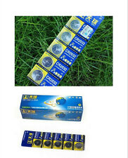 5PCS JT56 CR2032 LM2032 Button Cell Coin Battery for Watch Toys Remote Lots
