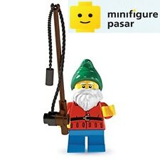 Lego 8804 Collectible Minifigure Series 4: No 1 - Lawn Gnome - New