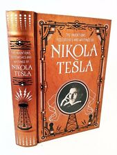 The Inventions Researches and Writings of Nikola Tesla Leather Bound Electricity