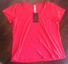 NWT Women's Guava ACTIVE LIFE Stretchy Athletic Workout Top Size 2XL XXL $48