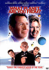What Planet Are You From? (DVD, 2015)