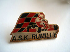 PINS RARE COURSE RALLYE F1 FORMULE 1 ASK RUMILLY LYON Auto Car