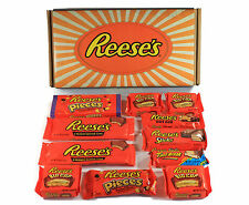 Reese's Peanut Butter Chocolate Selection Gift Box Hamper. 11 AWESOME Treats!
