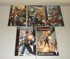 The Ultimates, Ultimates 2, Annuals  TPB  (Lot of 5 Books)  Marvel  ~Millar~