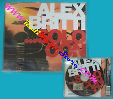 CD singolo ALEX BRITTI ...Solo Con Te 9877699 IT 006 SIGILLATO no lp mc vhs(S30)