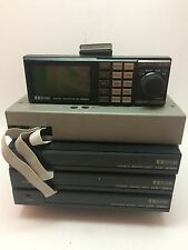Icom IC-900A Remote Controller With Band Unit UX-29H UX-39A UX-49A Untested