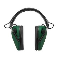 Caldwell 487557 Low Profile Electronic Earmuff NRR 23 Green