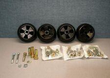 4 John Deere Deck Wheel + 9 PC KIT  5X2 A15 AM-116299,M111489,M11149,AM133602