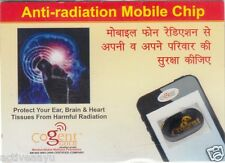 anti Radiation Black EMR Chip - 3 pcs. | Protection from Mobile Phone radiation