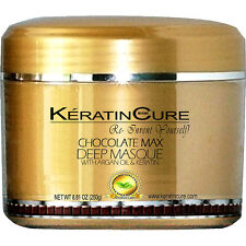 DEEP HAIR CONDITIONER TREATMENT KERATIN CURE CHOCOLATE MAX DEEP MASQUE MASK 250G