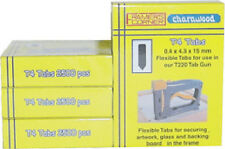 T4F Flexible Tabs (5000) for Charnwood T225 T220 C306 and C325 Tab Driver