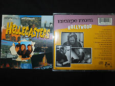 CD THE HELLECASTERS / ESCAPE FROM HOLLYWOOD /