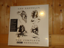 LED ZEPPELIN The Complete BBC Sessions ATLANTIC 5x180g LP + 3 CD BOX NEW SEALED