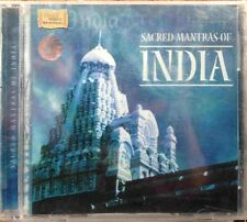 Sacred Mantras Of India - Original Audio CD