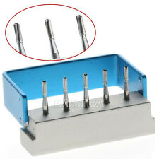 Hot ! Dental  High Speed Tungsten Steel SBT Crown Cutting drills/burs FG-1958