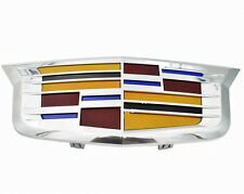 Fit Cadillac ATS ELR LATEST 2015 /2016 GRILLE CREST GM NEW STYLE EMBLEM BADGE