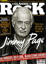 CLASSIC ROCK 11/2014 JIMMY PAGE Rainbow FOO FIGHTERS Paul Rodgers PRINCE @NEW+CD