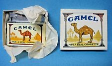 VINTAGE CAMEL LIGHTER IN BOX