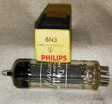 NOS 6N3 (EY82) vacuum tube radio TV valve, TESTED