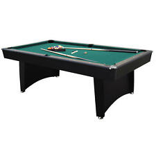 Billiard Pool Table 7 ft Solex Addison w Table Tennis Top  Complete