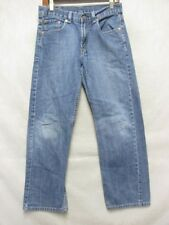 A9967 Levi's 550 Relaxed Cool Jeans Kids 30x27