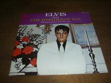 """ELVIS PRESLEY 45 TOURS CANADA THE WONDER OF YOU"