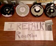 Irobot Roomba Refurbish, Roomba Discovery 530 550 551 560 620 630 780 880 Scooba